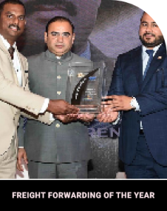 Freight Forwarding of the Year